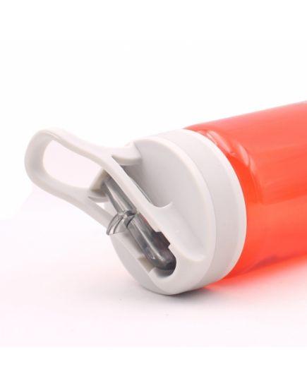 Бутылка для воды - BSN Red 700 ml