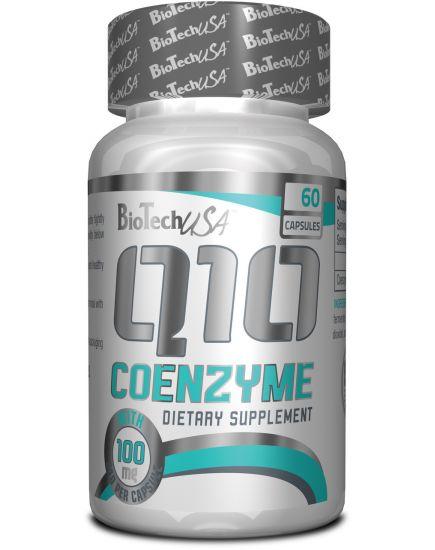 Витамины и минералы Q10 Coenzyme (60 caps) BioTechUSA. Фото | Add Power