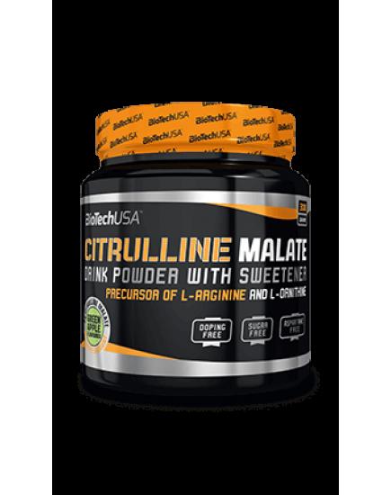 Предтренировочные комплексы CITRULLINE MALATE (300 g) BioTechUSA. Фото | Add Power
