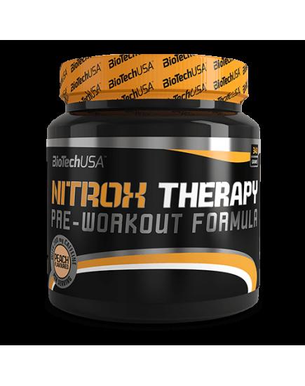 Предтренировочные комплексы NITROX THERAPY (340 g) BioTechUSA. Фото | Add Power