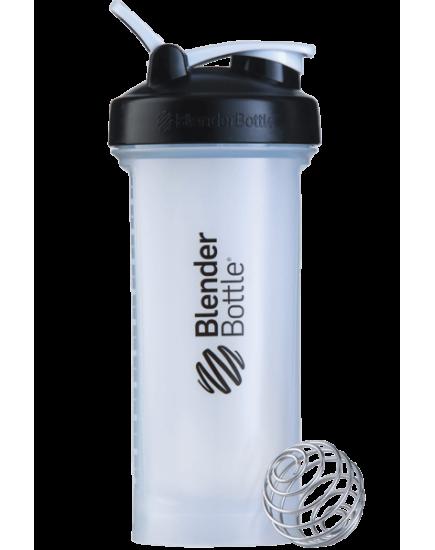 Шейкеры для спортивного питания Шейкер - Pro45 1330 ml (clear/black) Blender Bottle. Фото | Add Power