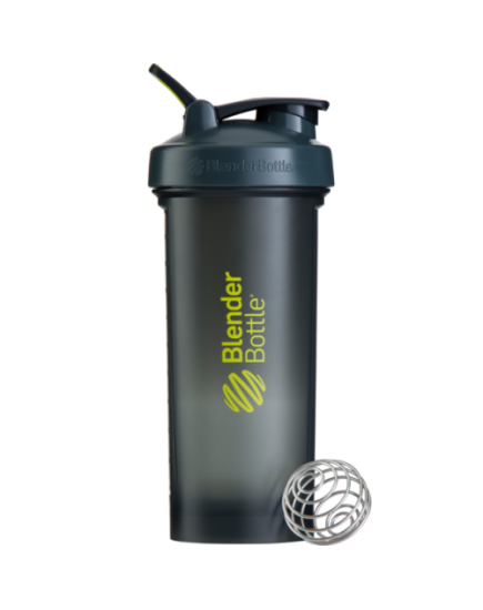 Шейкеры для спортивного питания Шейкер - Pro45 1330 ml (green/grey) Blender Bottle. Фото | Add Power