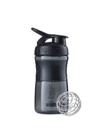 Шейкер - SportMixer 590 ml (black)