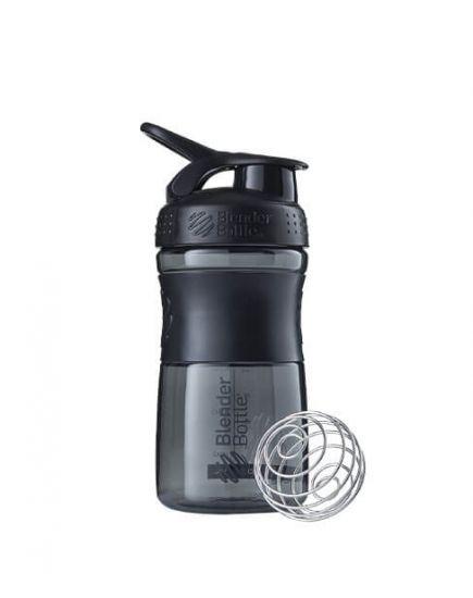 Шейкеры для спортивного питания Шейкер - SportMixer 590 ml (black) Blender Bottle. Фото | Add Power