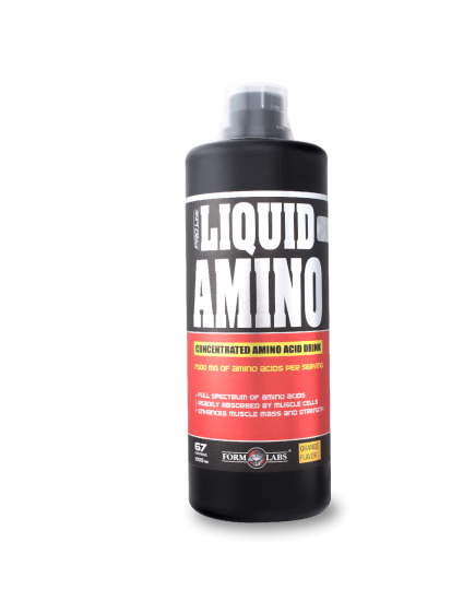 АМИНОКИСЛОТЫ AMINO LIQUID (1000 ml) Form Labs. Фото | Add Power