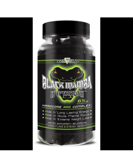 Комплексные жиросжигатели BLACK MAMBA (90 caps) Innovative Labs. Фото | Add Power