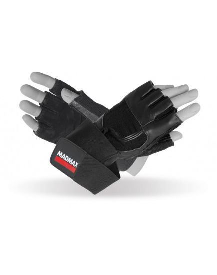 Спортивные перчатки Перчатки - MadMax Professional Exclusive (MFG - 269) MadMax Sportswear. Фото   Add Power