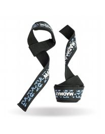 Лямки - MadMax Women's Power Straps Blue (MFA-275)