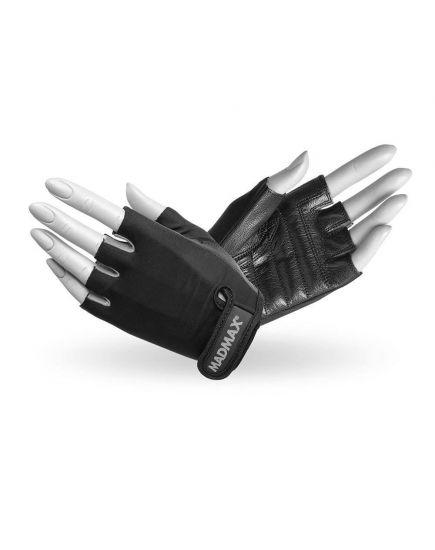 Спортивные перчатки Перчатки - MadMax Rainbow MFG-251 (black/grey) MadMax Sportswear. Фото | Add Power