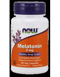Melatonin 3 mg (60 caps)