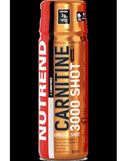 L-Карнитин Carnitine 3000 Shot (60 ml) Nutrend. Фото | Add Power