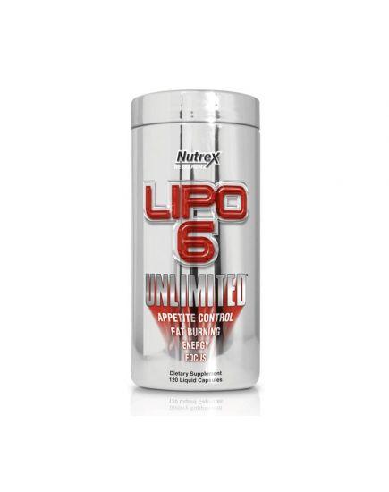Комплексные жиросжигатели LIPO-6 UNLIMITED (120 caps) Nutrex Research. Фото | Add Power