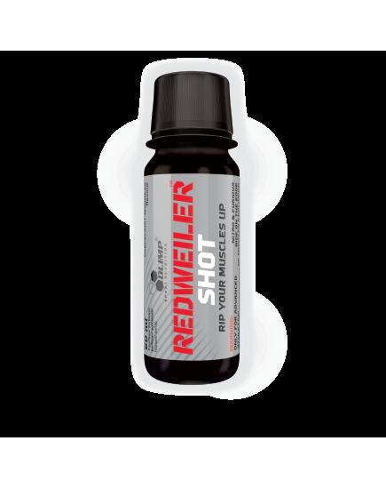 Предтренировочные комплексы REDWEILER SHOT (60 ml) Olimp Sport Nutrition. Фото | Add Power