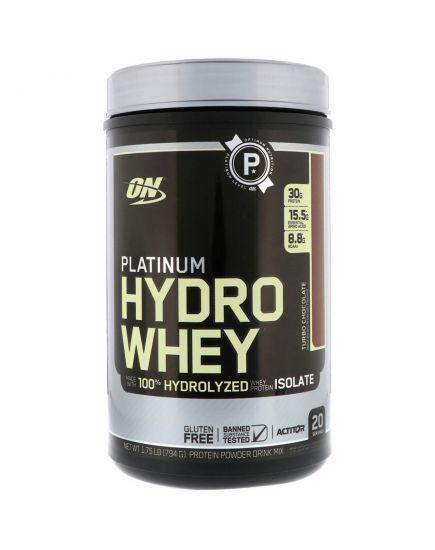 Сывороточный протеин PLATINUM HYDROWHEY (795 g) Optimum Nutrition. Фото   Add Power