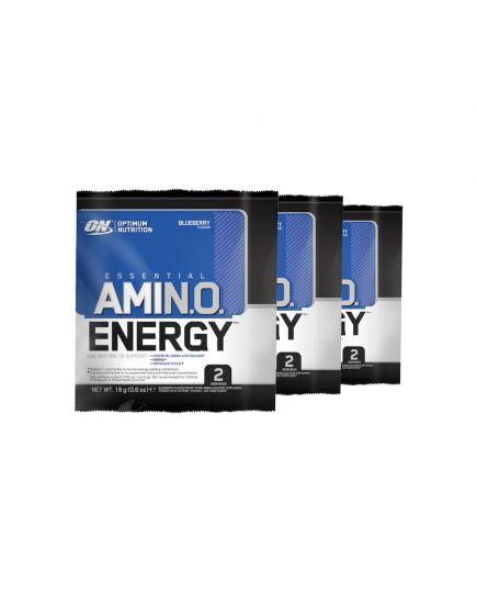 Аминокислотные комплексы ESSENTIAL AMINO ENERGY (18 g) Optimum Nutrition. Фото | Add Power