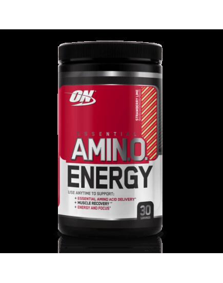АМИНОКИСЛОТЫ ESSENTIAL AMINO ENERGY (270 g) Optimum Nutrition. Фото | Add Power
