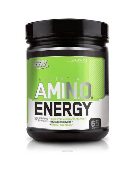 Аминокислотные комплексы ESSENTIAL AMINO ENERGY (585 g) Optimum Nutrition. Фото   Add Power