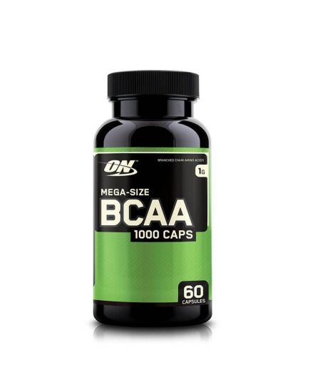 BCAA BCAA MEGA SIZE 1000 (60 caps) Optimum Nutrition. Фото   Add Power