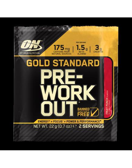 Предтренировочные комплексы GOLD STANDARD PRE_WORKOUT (20 g) Optimum Nutrition. Фото | Add Power