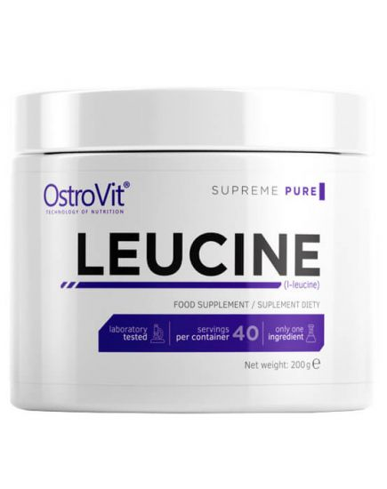 BCAA Leucine (200 g) OstroVit. Фото | Add Power