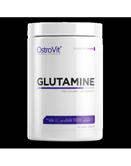 АМИНОКИСЛОТЫ 100% GLUTAMINE (500 g) OstroVit. Фото | Add Power