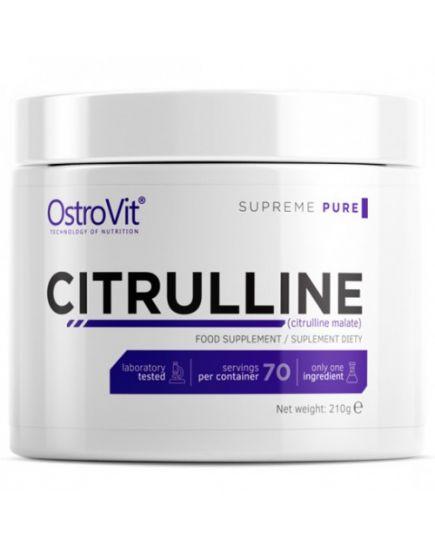 Предтренировочные комплексы CITRULLINE (210 g) OstroVit. Фото | Add Power