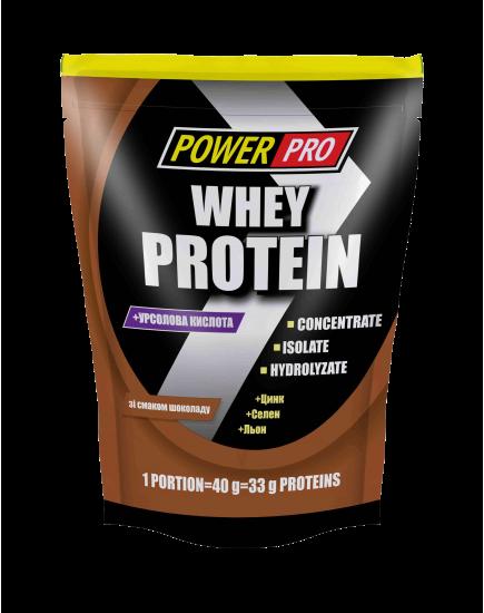 ПРОТЕИН WHEY PROTEIN (1 kg) Power Pro. Фото   Add Power