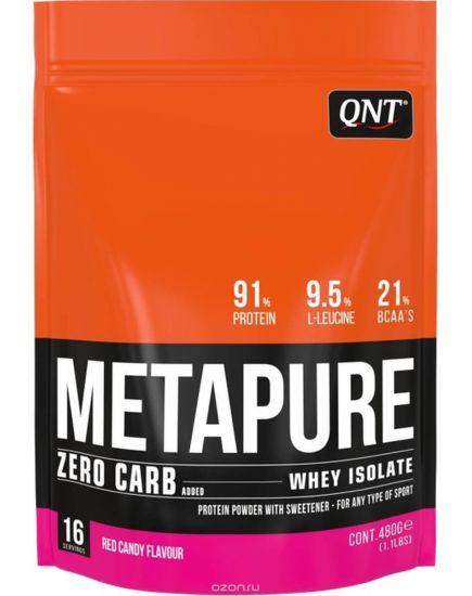 Сывороточный протеин ISOLATE PROTEIN METAPURE (500 g) QNT. Фото   Add Power