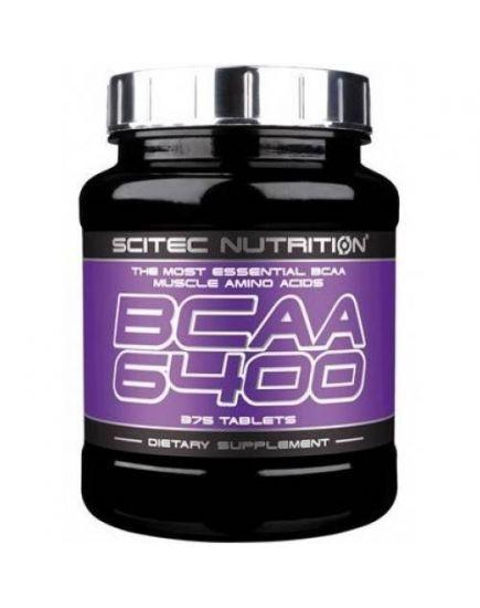 АМИНОКИСЛОТЫ BCAA 6400 (375 tabs) Scitec Nutrition. Фото | Add Power