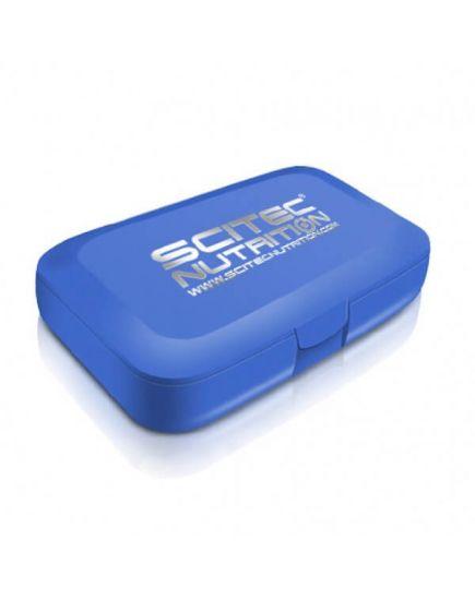 Таблетницы Таблетница - SN Pill Box (blue) Scitec Nutrition. Фото | Add Power