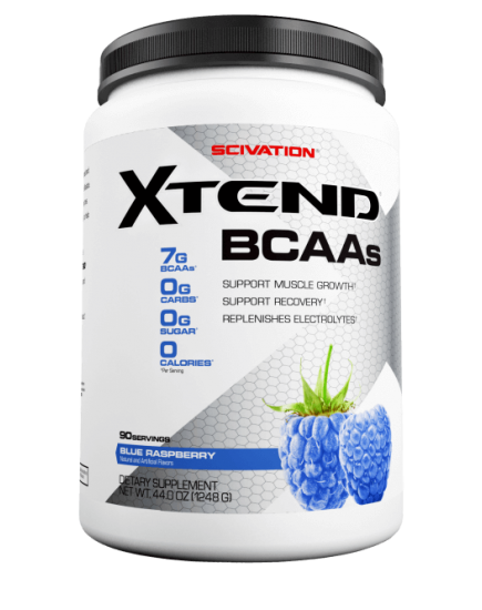 АМИНОКИСЛОТЫ BCAA Xtend (1200 g) Scivation. Фото | Add Power