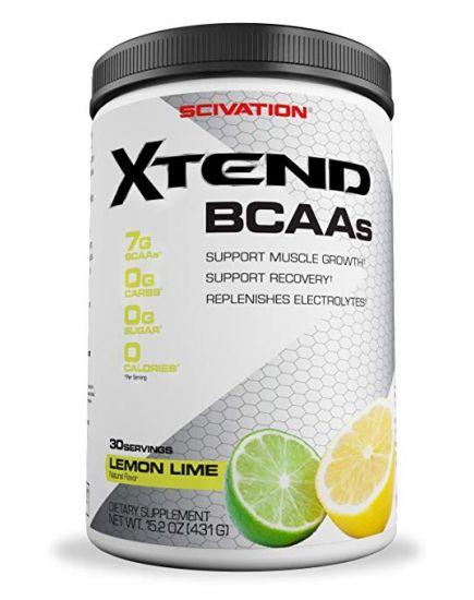 АМИНОКИСЛОТЫ BCAA Xtend (400 g) Scivation. Фото | Add Power