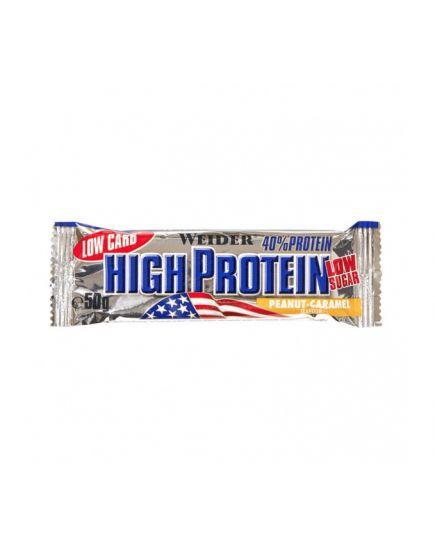 Протеиновые батончики Low Carb 40% High Protein Bar (50 g) Weider. Фото | Add Power