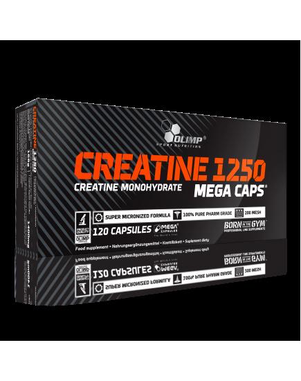Креатин моногидрат CREATINE MEGA CAPS (120 caps) Olimp Sport Nutrition. Фото | Add Power