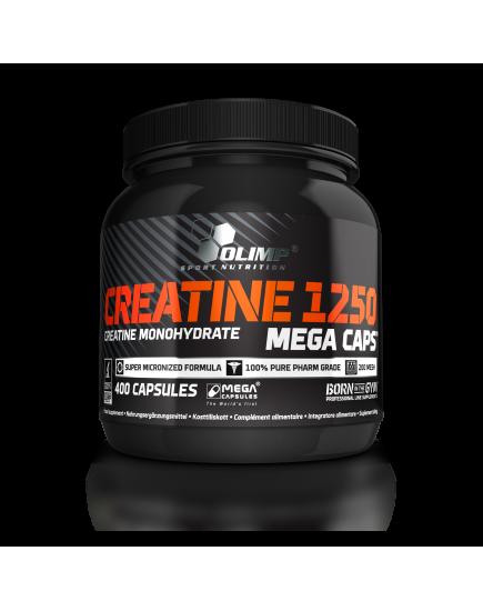 Креатин моногидрат CREATINE MEGA CAPS (400 caps) Olimp Sport Nutrition. Фото | Add Power
