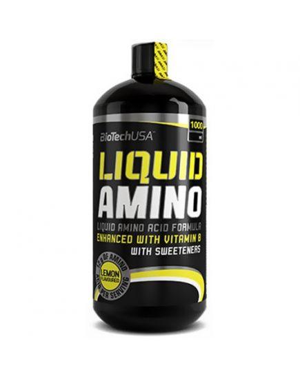 АМИНОКИСЛОТЫ AMINO LIQUID (1000 ml) BioTechUSA. Фото | Add Power