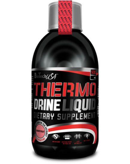 Комплексные жиросжигатели THERMO DRINE LIQUID (500 ml) BioTechUSA. Фото   Add Power