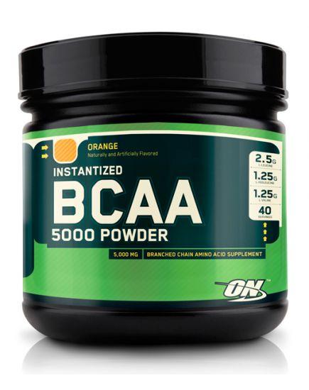 АМИНОКИСЛОТЫ BCAA 5000 POWDER (380 g) Optimum Nutrition. Фото | Add Power