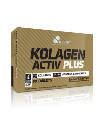 KOLAGEN ACTIV PLUS SPORT EDITION (80 tabs)