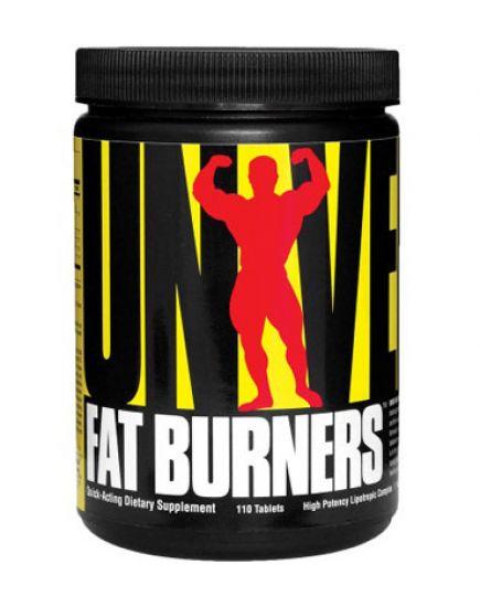 Комплексные жиросжигатели FAT BURNERS (110 tabs) Universal Nutrition. Фото | Add Power
