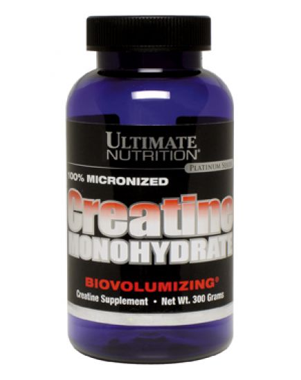 Креатин моногидрат CREATINE MONOHYDRATE (300 g) Ultimate Nutrition. Фото | Add Power