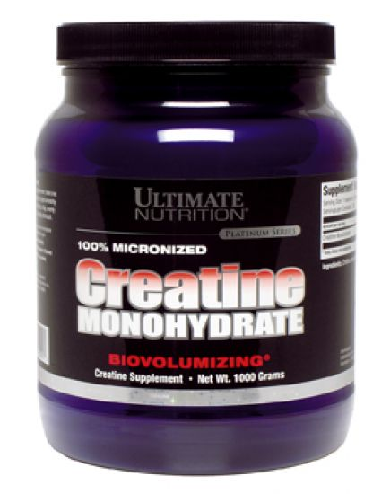 Креатин моногидрат CREATINE MONOHYDRATE (1000 g) Ultimate Nutrition. Фото | Add Power