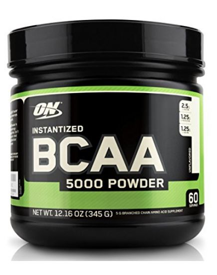 АМИНОКИСЛОТЫ BCAA 5000 POWDER (345 g) Optimum Nutrition. Фото   Add Power
